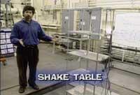 Photo: Shake Table